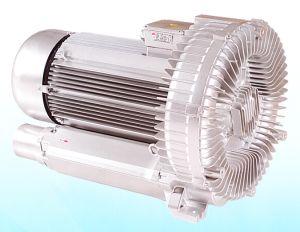 Боковой канал вентилятора, вентилятор, вакуумного насоса