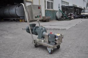 Edelstahl-Läufer Trilobe Pumpe