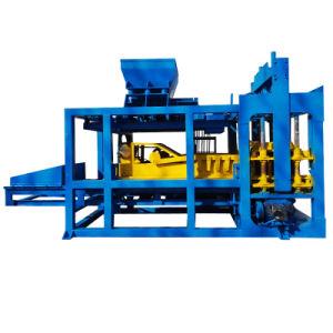 Blocchetto idraulico completamente automatico del macchinario edile Qt8-15 che fa macchinario