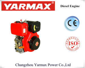 ISO9001空気によって冷却されるディーゼル機関