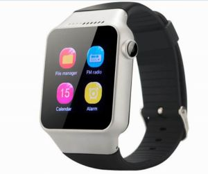 1,54 Quadband GSM Smart reloj teléfono S39 con el mensaje de llamada de sincronización Bluetooth 3.0