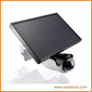 Angeschaltener WiFi Überwachungskamera IP-Solarradioapparat 360 Grad panoramisch