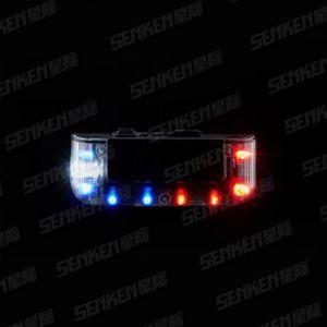 Senken 500m IP66 20mA 10hours LEDの警察は法の執行のためのライトかランプを背負う