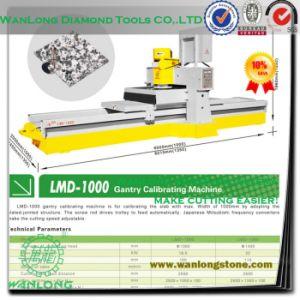 Le LMD-1000 Planeness Pierre meuleuse pour les carreaux de granit de meulage -&meulage de la surface du panneau de granit de la machinerie