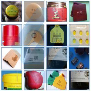 El equipo de marcado láser de fibra utilizados en las letras