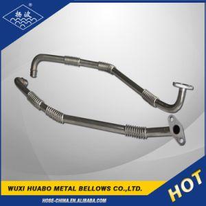 Diesel Engine High Pressureのための適用範囲が広いMetal Helical Bellows Hose