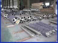 Steel Mill를 위한 Crmo Indefinite (SG) Chilled Spheroidal Graphite Cast Iron Roll