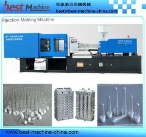Grande quantidade de preformas PET Garrafa de Plástico Máquina de Moldagem por Injeção