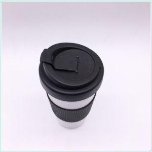Imprimé personnalisé tasse à café de Voyage en plastique (SH-PM29)