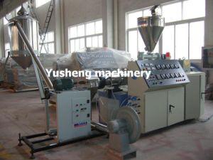 Hot-Cutting Granulator/máquina de peletización de tubería de PVC/Perfil