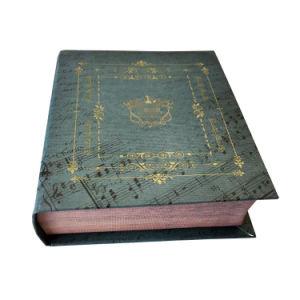 창조적인 초콜렛 포장 책 종이상자