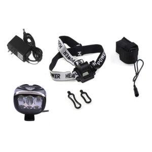 Maak met Free 6 LED Bicycle Light waterdicht