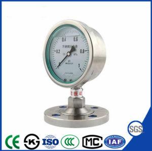 Manometro Vibrazione-Resistente pieno dell'acciaio inossidabile con l'alta qualità