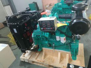 132kw水Cummins冷却のディーゼル発電機エンジン6btaa5.9-G