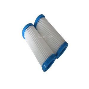 Mineralwasser-Filtereinsatz ersetzen