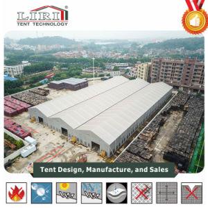 tent van de Opslag van het Pakhuis van het Aluminium van 30X100m de Semi-permanente Industriële