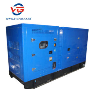 Стандарт ISO Основная мощность 200 квт 250 ква бесшумный дизельных генераторах