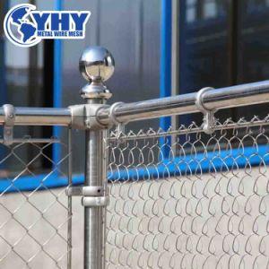 La Chine usine produisent des prix bon marché d'amende le maillon de chaîne de Wire Mesh pour la vente de clôture