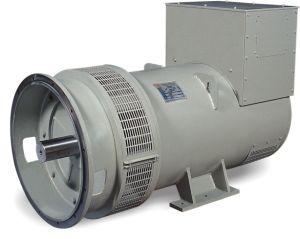 Tipo generatore sincrono senza spazzola a tre fasi di Leroysomer di CA