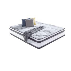 La qualité du sommeil parfait de la mémoire de Latex matelas de mousse avec des étoffes de bonneterie