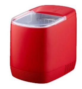 26 lb ou 15kg, de uso doméstico, de cor vermelha, versões, Máquina de Gelo Maker