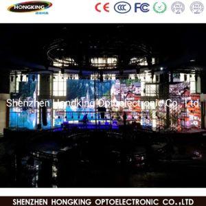 Caldo vendendo entrambe il quadro comandi esterno/dell'interno del LED P3.91/P4.81 per l'affitto