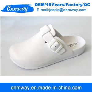 Unisex minimalista zuecos calzado de playa