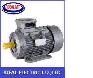 Ie1/2/3 Serie Ms 0,09 KW-7.5kw de tres fases, el motor eléctrico del Cuerpo de aluminio