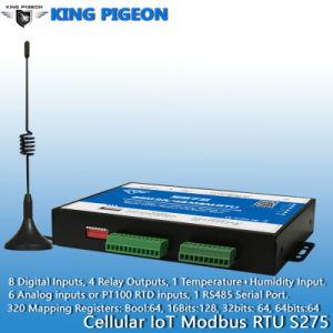 3G GSM GPRS I/O Module van Modbus van de Modem met de Radio van RS232 /RS485