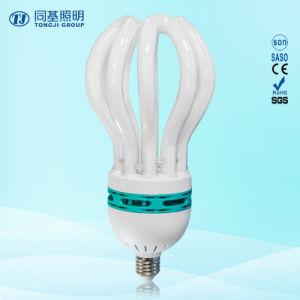 Energie - de Compacte Bol van Lotus CFL van de besparingsLamp 125W 150W
