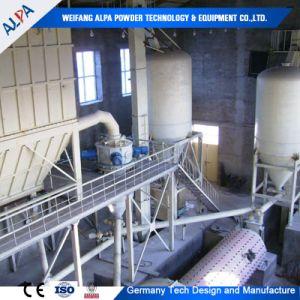 Línea de producción de carbonato de calcio en polvo