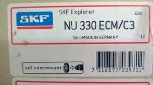 SKF Nu330ecmc3 цилиндрический роликовый подшипник