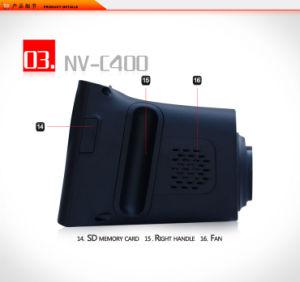 Sistema de Câmara de visão do carro e portátil gravador DVR, aluguer de câmara com visão nocturna