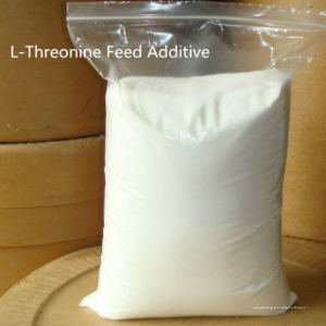 Het l-Threonine van de hoogste Kwaliteit 98.5% Additieven van het Voer