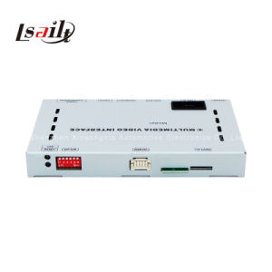 (HD) Q5 (LLT-Audi-VER4.2)를 위한 Original Car Upgrading Interface Box