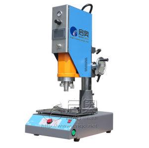 높은 용접 효율성을%s 가진 자동적인 디스크 유형 초음파 플라스틱 용접 기계
