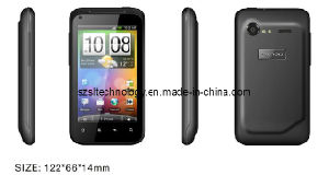 Android Market 2.3, Câmera e flash LED6573 Mtk GPRS Smart Phone