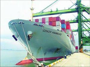 中国からの世界的にに船便を強化しなさい