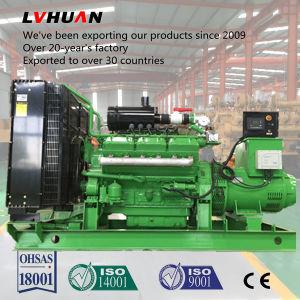 10kw-2MW generador de electricidad de alta eficiencia El Metano generador de gas natural