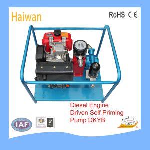 Amorçage automatique de la pompe à moteur Diesel/ pompe centrifuge (DKYB)