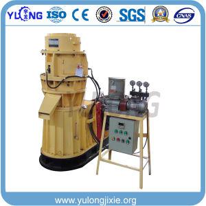 セリウムとの平らなDie Wood Biomass Pellet Machine