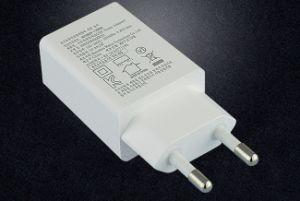 5V2a Kc 벽 플러그 보편적인 USB 충전기 AC DC 접합기