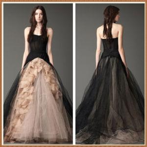 Het nieuwe Huwelijk Dress&Gown van het Ontwerp (XZ394)