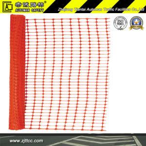 Le Chili Standard ORANGE RÉFLÉCHISSANTE Clôture d'avertissement de sécurité industrielle (CC-SR80-06535)