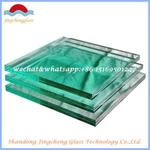 glas van de Veiligheid van 6.38mm/8.38mm/10.38mm/12.38mm het Duidelijke en Kleur Gelamineerde