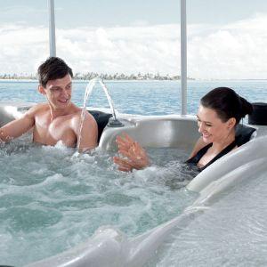 SAA Ce aprovou banheira de hidromassagem de hidromassagem de luxo com TV (M-3304)