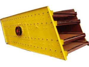Экран высокой эффективности вибрируя (серия YK) для завода шахты