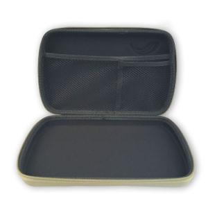 OEM Custom Design EVA Incrustation de moulage de cas cosmétiques disque EVA Cas Cosmétiques de voyage