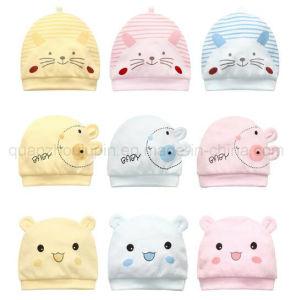 カスタム高品質の綿のかわいい赤ん坊の帽子の帽子