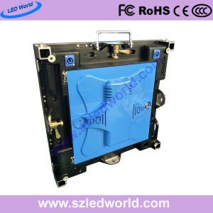P2, P2.5, alta visualizzazione di definizione P5 LED con il Governo di fusione sotto pressione di 480X480 millimetro per la fase